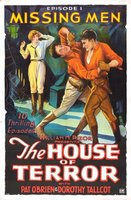 The House of Terror movie poster (1928) picture MOV_3b407f19