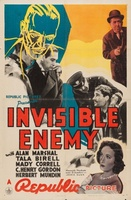Invisible Enemy movie poster (1938) picture MOV_3b43c8fd