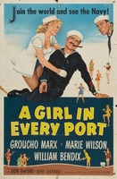A Girl in Every Port movie poster (1952) picture MOV_3b4d0920