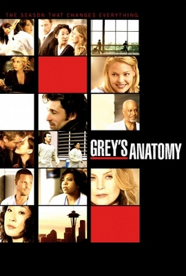 Grey's Anatomy movie poster (2005) poster MOV_3b522dbf