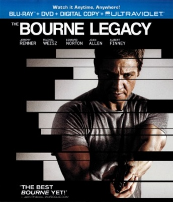 The Bourne Legacy movie poster (2012) poster MOV_3b580840
