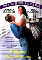 While You Were Sleeping movie poster (1995) picture MOV_3b5fe63c