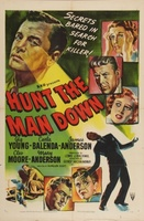 Hunt the Man Down movie poster (1950) picture MOV_3b6b6c82