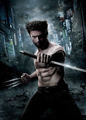 The Wolverine movie poster (2013) poster MOV_3b6bfbd8