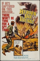 Heroes Die Young movie poster (1960) picture MOV_3b71722c