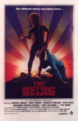 The Being movie poster (1983) poster MOV_3b736d5e