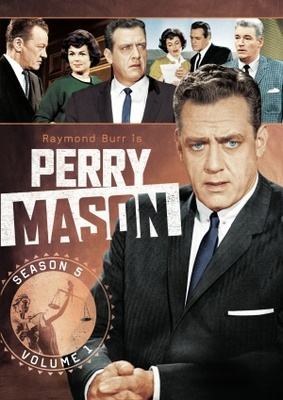 Perry Mason movie poster (1957) poster MOV_3b783744