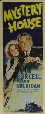 Mystery House movie poster (1938) poster MOV_3b79cb80