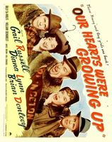Our Hearts Were Growing Up movie poster (1946) picture MOV_3b7a7a20