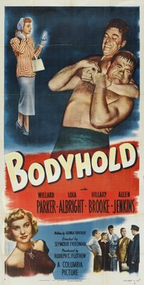 Bodyhold movie poster (1949) poster MOV_3b7bc73a