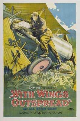 With Wings Outspread movie poster (1922) poster MOV_3b86e65f
