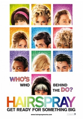 Hairspray movie poster (2007) poster MOV_3b883324