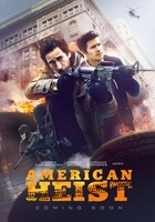 American Heist movie poster (2014) picture MOV_3b8a8fb3