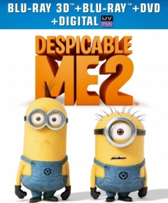 Despicable Me 2 movie poster (2013) poster MOV_3b8e6761