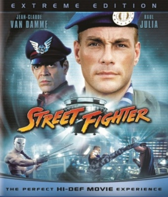 Street Fighter movie poster (1994) poster MOV_3b923864