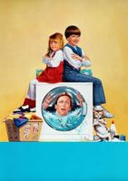 Problem Child 2 movie poster (1991) picture MOV_3b92679d