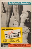 The Private Affairs of Bel Ami movie poster (1947) picture MOV_3b943e82