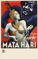 Mata Hari movie poster (1931) picture MOV_3b97a95a