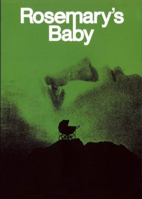 Rosemary's Baby movie poster (1968) poster MOV_3ba383bc