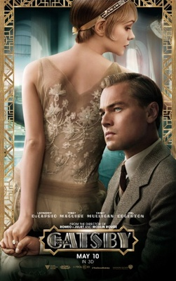 The Great Gatsby movie poster (2012) poster MOV_3ba67196