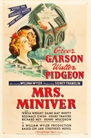 Mrs. Miniver movie poster (1942) picture MOV_9288134e