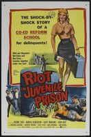 Riot in Juvenile Prison movie poster (1959) picture MOV_3bb1606e
