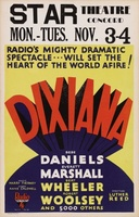 Dixiana movie poster (1930) picture MOV_3bb8a3b8
