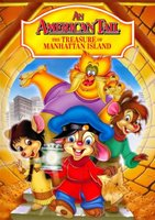 An American Tail: The Treasure of Manhattan Island movie poster (1998) picture MOV_3bba260c