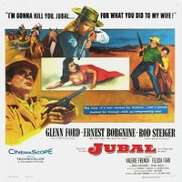 Jubal movie poster (1956) picture MOV_3bbba9db