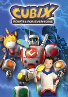 Cubix: Robots for Everyone movie poster (2001) picture MOV_3bc330dd