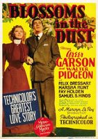 Blossoms in the Dust movie poster (1941) picture MOV_93a00447