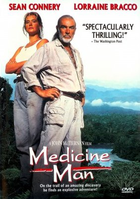 Medicine Man movie poster (1992) poster MOV_3bcc319b