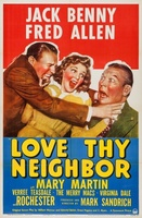 Love Thy Neighbor movie poster (1940) picture MOV_3bcc8f21