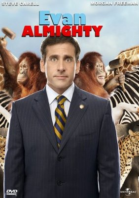 Evan Almighty movie poster (2007) poster MOV_3bd0aa55