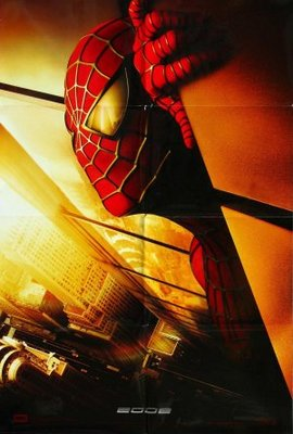 Spider-Man movie poster (2002) poster MOV_3bdb7e0d