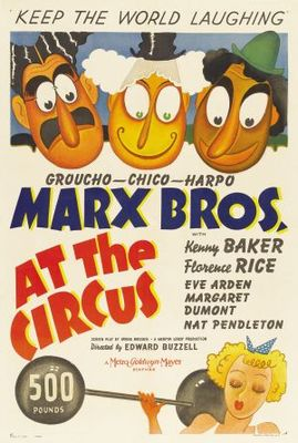 At the Circus movie poster (1939) poster MOV_3bdbfda5