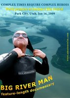 Big River Man movie poster (2008) picture MOV_4f105e19