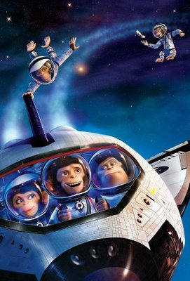 Space Chimps movie poster (2008) poster MOV_3bdd4124