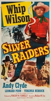 Silver Raiders movie poster (1950) picture MOV_3bf22ebd