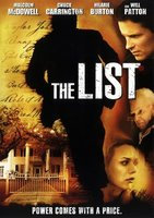 The List movie poster (2007) picture MOV_3bf376f0