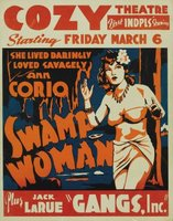 Swamp Woman movie poster (1941) picture MOV_3bf56097