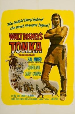 Tonka movie poster (1958) poster MOV_3bf86e15