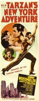 Tarzan's New York Adventure movie poster (1942) picture MOV_3bf9740b