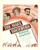 Animal Crackers movie poster (1930) picture MOV_3bfa6fd6