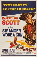 The Stranger Wore a Gun movie poster (1953) picture MOV_3bfad1b1