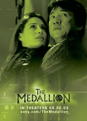 The Medallion movie poster (2003) poster MOV_3bfd1cd1