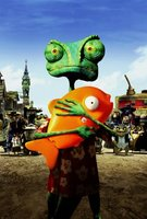 Rango movie poster (2011) picture MOV_3bfd56a9