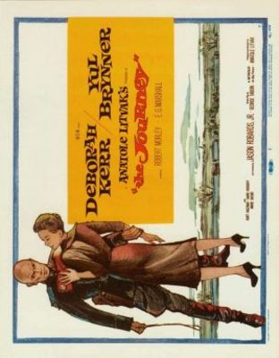 The Journey movie poster (1959) poster MOV_3c01a82d