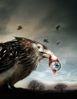 Flu Bird Horror movie poster (2008) picture MOV_3c039c44