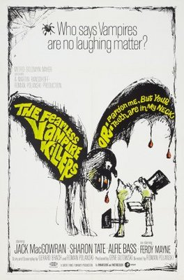 The Fearless Vampire Killers movie poster (1967) poster MOV_3c08ecb3
